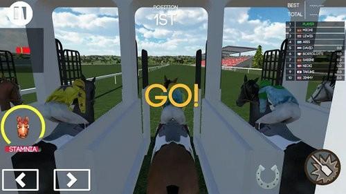 赛马模拟游戏下载