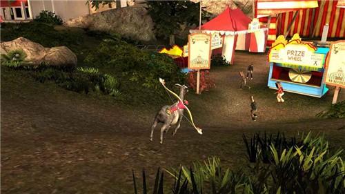 山羊模拟器僵尸版