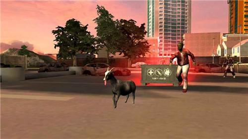 山羊模拟器僵尸版下载
