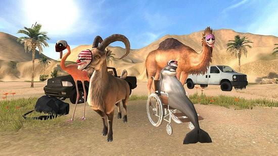 山羊模拟器收获日下载