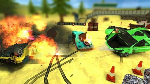车祸模拟器游戏