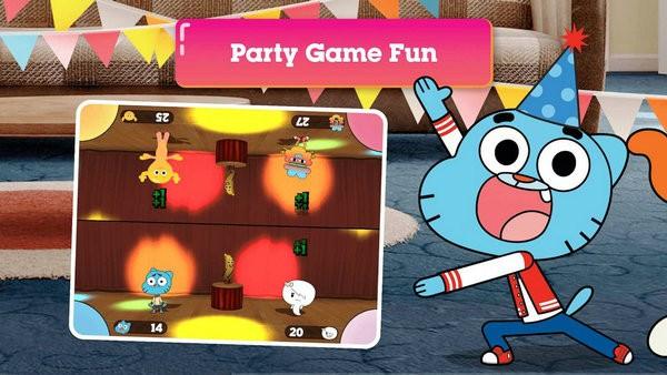 口香糖的神奇派对游戏