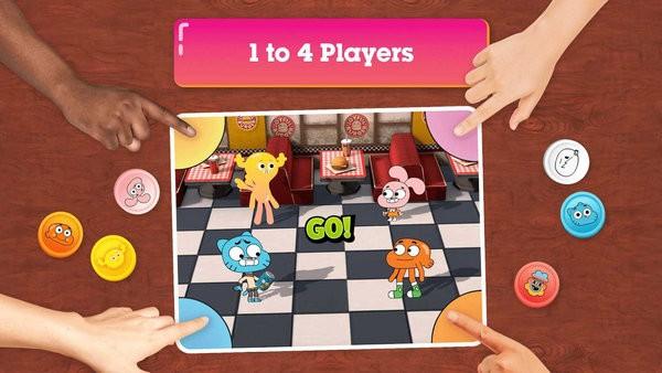 口香糖的神奇派对游戏中文版