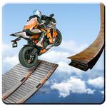 不可能的赛道3D摩托车特技完整版