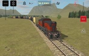 火车和铁路货场模拟器破解版