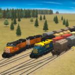 火车和铁路货场模拟器安卓版