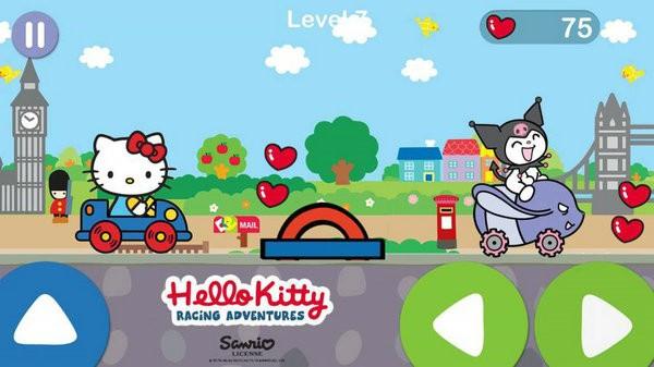 凯蒂猫飞行冒险2苹果