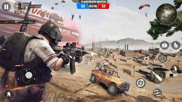 新的现代FPS202游戏下载
