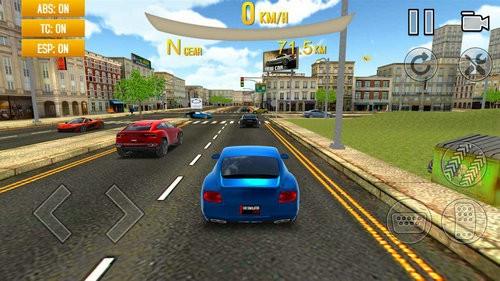 汽车驾驶模拟器2021下载