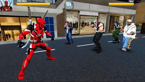超级忍者之战下载