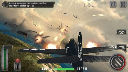 空战飞行员二战太平洋