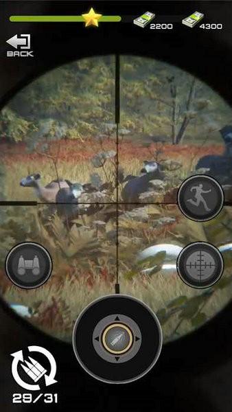 荒野射击游戏下载