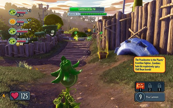 植物大战僵尸花园战争2下载安装