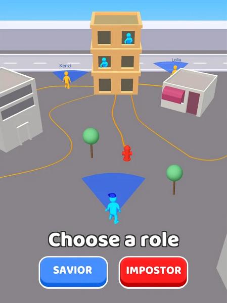 冒名顶替者着火的城市游戏下载