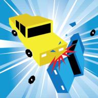 模拟汽车撞击游戏