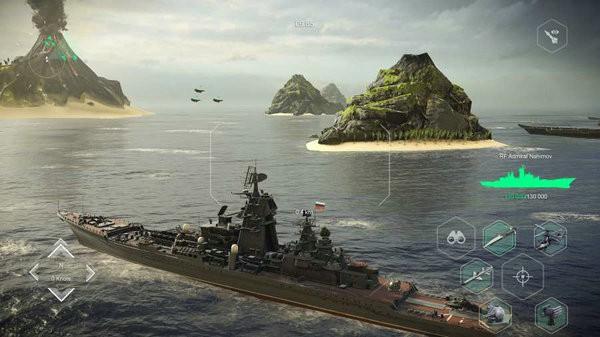 现代战舰在线海战游戏下载