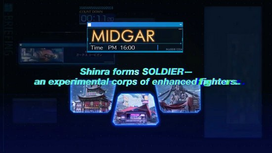 最终幻想7一等兵手机版