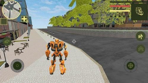钢铁机器人英雄下载