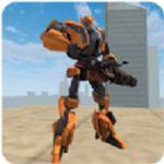 钢铁机器人英雄无限金币版