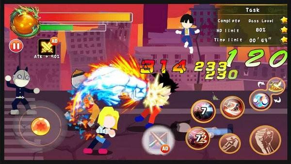 超龙Z战士游戏下载