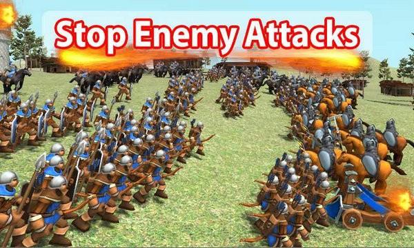 百年战争游戏汉化版下载