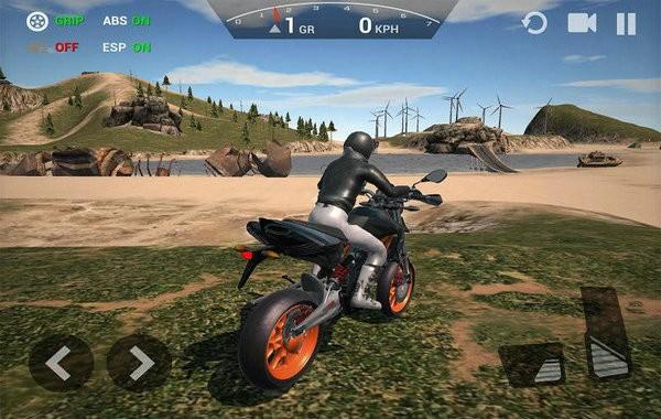终极摩托车模拟器修改版下载