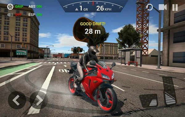 终极摩托车模拟器最新破解版