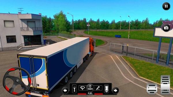 美国卡车模拟器2021无限金钱下载