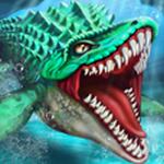 侏罗纪恐龙水世界无限金币钻石版