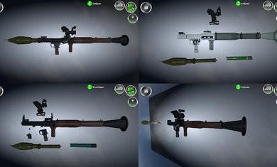 武器拆卸与组装游戏下载