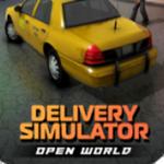 开放世界出租车模拟器游戏