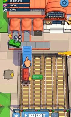运输大亨3D游戏