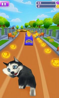 宠物跑酷游戏下载
