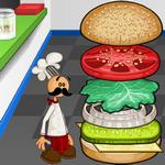 老爹汉堡店免费版