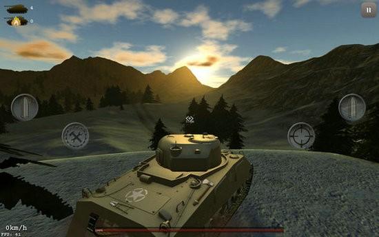 古代坦克战争无限金币版