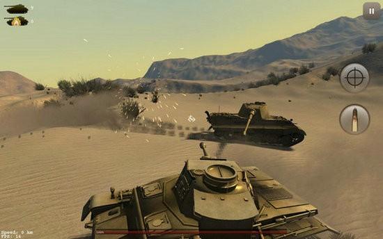古代坦克战争破解版