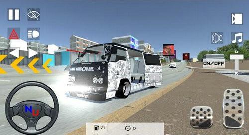 肯尼亚无限驾驶模拟器游戏
