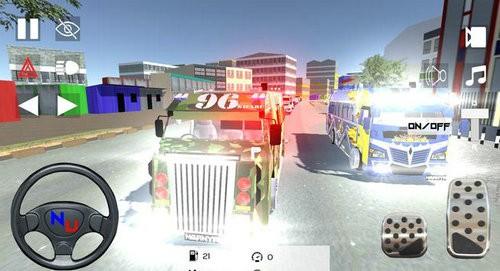 肯尼亚无限驾驶模拟器下载