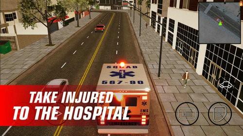 救护车队模拟器