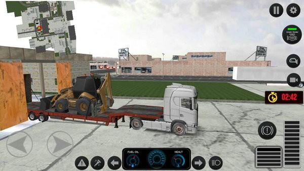 卡车模拟器2020欧洲无限金币版
