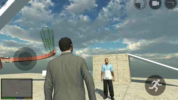 GTA V洛杉矶犯罪手机汉化版