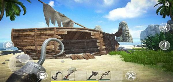 最后的海盗岛屿生存无限蓝图下载