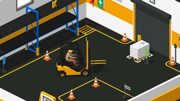 叉车极限3D模拟器2021游戏下载