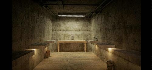逃离地下室