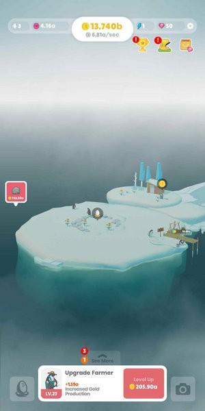 企鹅岛破解版无限金币最新版