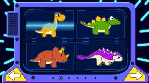 宝宝巴士恐龙乐园下载