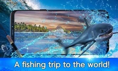 钓鱼之战2021破解版