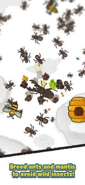 蚂蚁和螳螂帝国汉化版