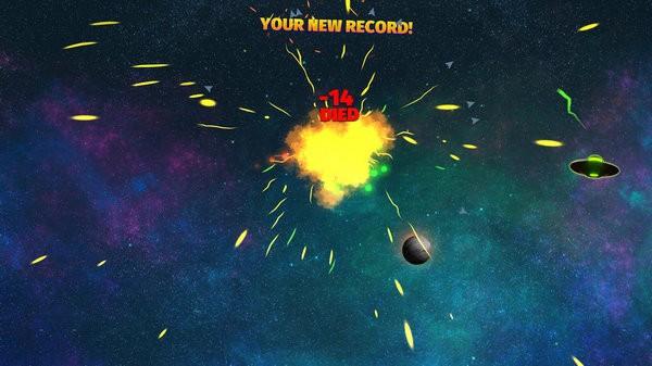 太空风暴小行星袭击无限金币版