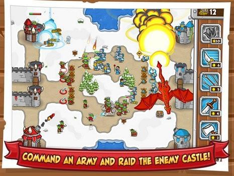 城堡攻击2破解版下载中文版